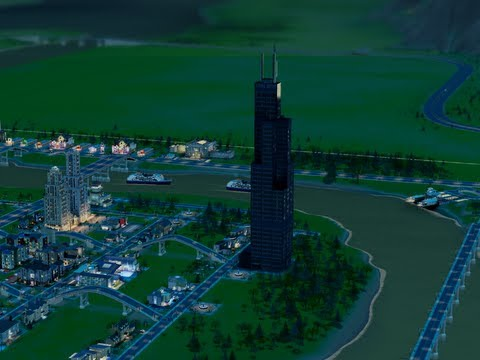 Simcity - Episode 15 - Willis Tower