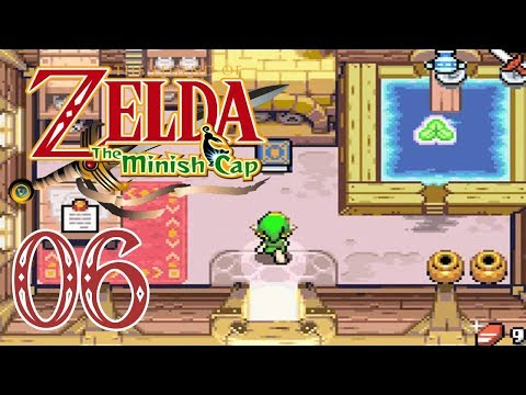 The Legend of Zelda: The Minish Cap Part 6: The Overdue Library Book Quest??