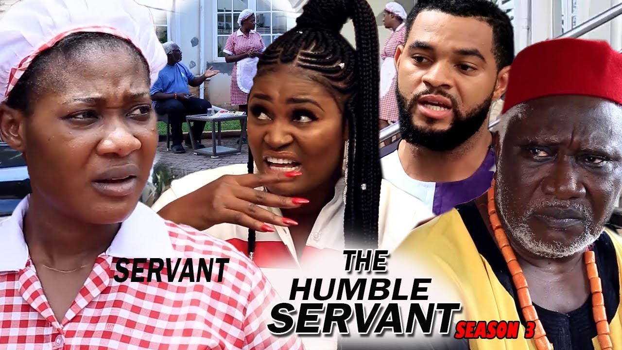 THE HUMBLE SERVANT-3