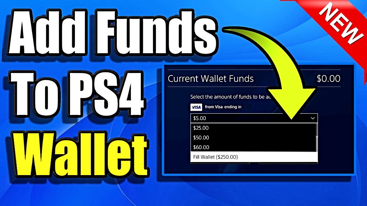 maxresdefault - How To Get Free Money In Your Ps4 Wallet