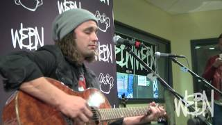 "Devour The Day ""The Drifter"" acoustic at WEBN"