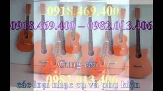 ĐÀN GUITAR DÀNH CHO THIẾU NHI  - 0982013406 - CÔ ÁNH