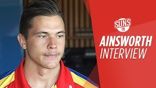 Cover images SUNS TV: Ben Ainsworth