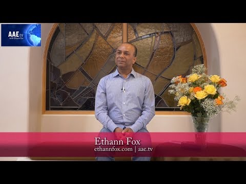 AAE tv | Energy Transfer In Sedona | Ethann Fox | 11.25.17