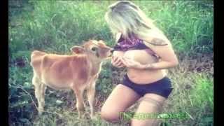 УГАРНЫЕ Приколы с животными ВСЕМ СМОТРЕТЬ !!!!!