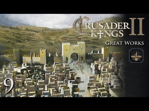 Crusader Kings 2: Great Works — Part 9 - The Deadly Paper