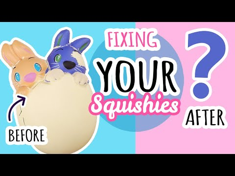 Squishy Makeovers: Easter