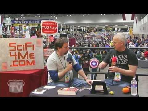 Planet Comicon 2017 Interview: Brian W. Peterson