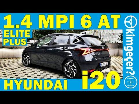 Hyundai i20 1.4 MPI 6AT Elite Plus (Ara sıcak)