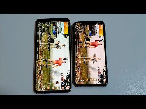IPhone Xs Vs Samsung Galaxy A70 - Speed Test!!(4K)