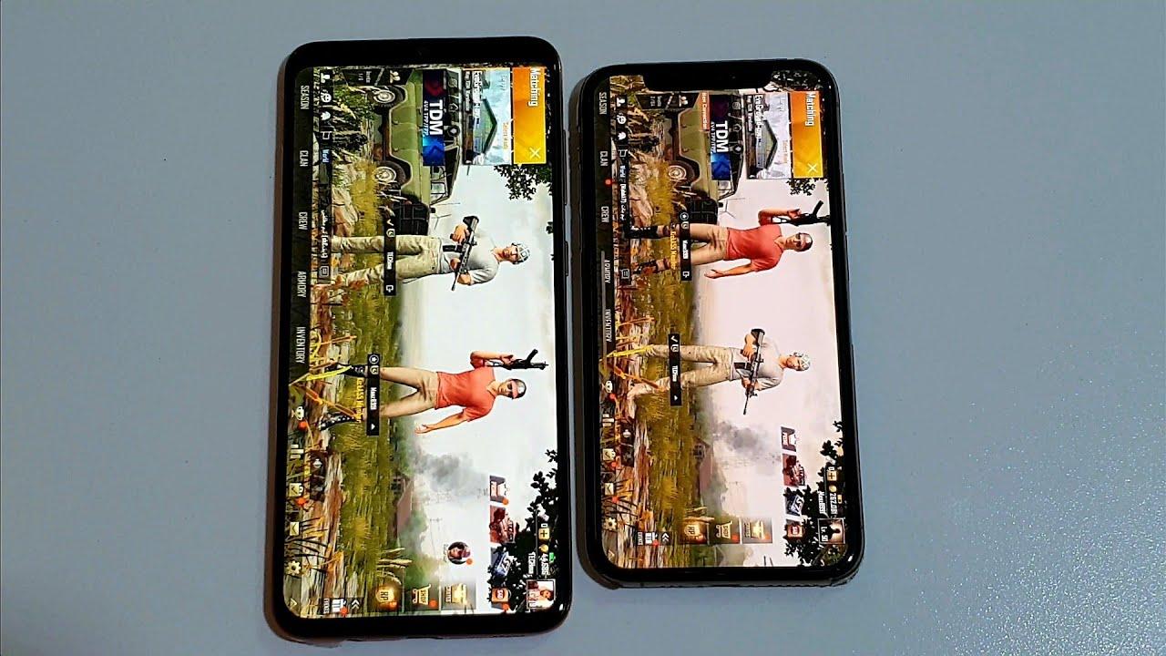 Download iPhone Xs vs Samsung Galaxy A70 - Speed Test!!(4K)