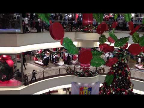 Christmas at Sogo KL Shopping Mall