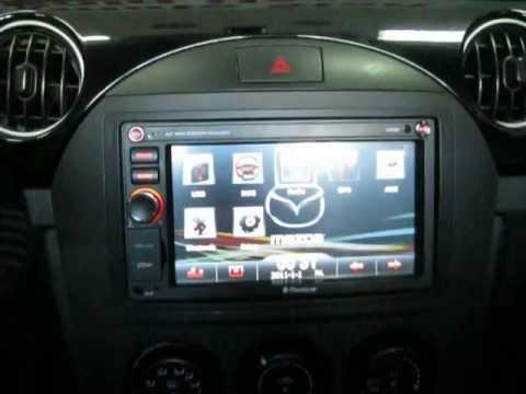 Mazda Mx 5 2007 2din Multimedia Youtube