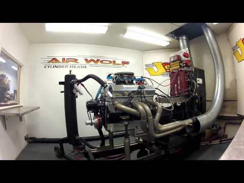 SBC 406ci, Custom Solid Cam, Race Ready by Justin P