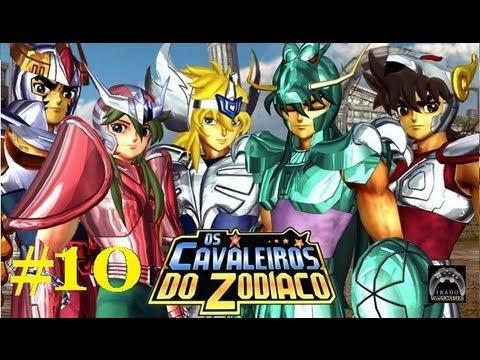 """Cavaleiros do Zodíaco """"Sala do Grande Mestre"""" SS#10"""