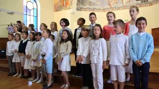 Communion 10 Mai 2015 - Messe de 9h - Chant Final