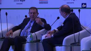 """مؤتمر""""اليوروموني"""" يناقش تحقيق النمو الاقتصادي في المملكة - (20-3-2018)"""