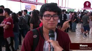 Tema:XV Encuentro Vocacional Universitario