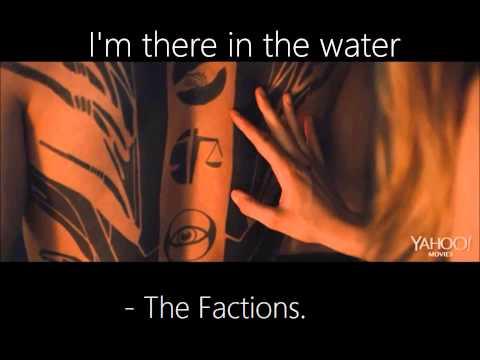 Dead in the Water (lyrics) - Ellie Goulding - Divergent Movie