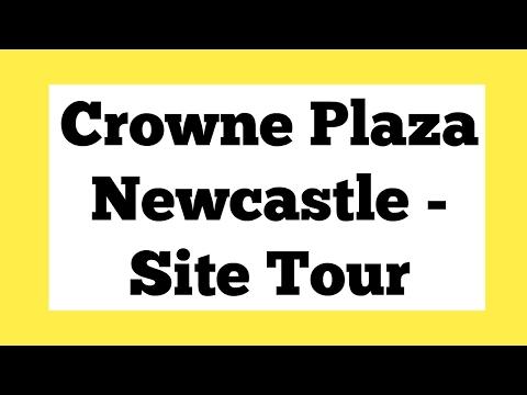 Crowne Plaza Newcastle - Sneaky Peek