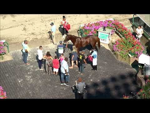 video thumbnail for MONMOUTH PARK 7-14-19 RACE 9 – THE MY FRENCHMAN STAKES