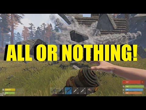 ALL OR NOTHING! (Rust Solo Survival) #21