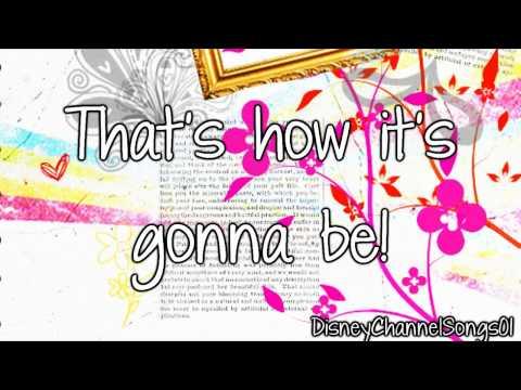 High School Musical 2 - Everyday With Lyrics