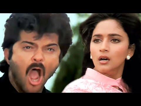 Anil Kapoor, Madhuri Dixit, Tezaab - Scene 11/20 (k)