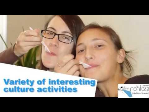 Derzhavin Institute Language School St Petersburg Dil Okulu - EğitimNoktası Yurtdışı Eğitim