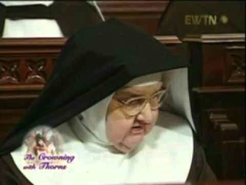 Holy Rosary Mother Angelica Sorrowful Mysteries Video.mpg