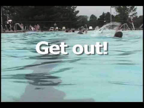 Plymouth Pool In Midland Michigan