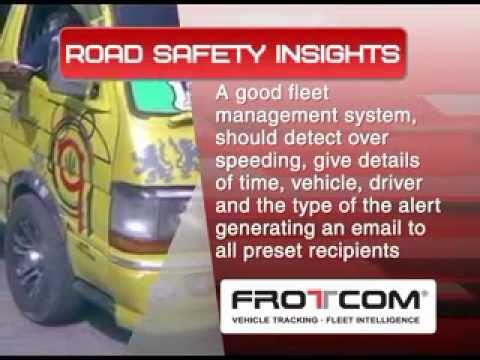 Road Safety Insights by Frotcom East Africa - 2014