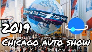 2019 CHICAGO AUTO SHOW (McCormick Place)