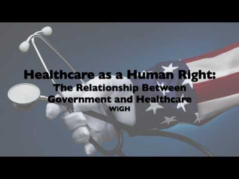 What is Global Health:  Health Access Equity Unit and the future of Healthcare