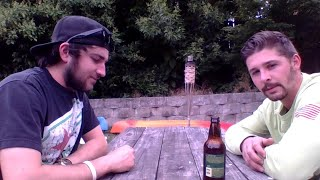 Ian's talk show #23 with Jordan