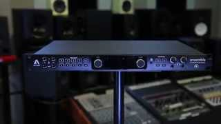 The all new Apogee Ensemble is the first Thunderbolt 2 audio interf...