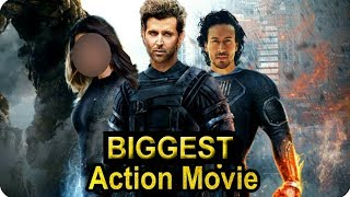 Hrithik Roshan And Tiger Shroff Biggest Action Film 2019 | FWF