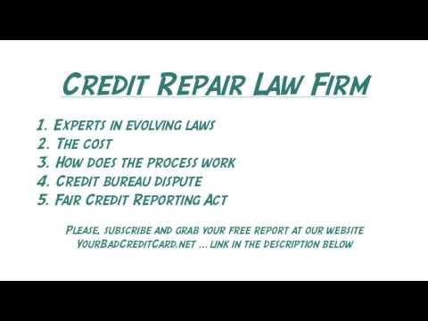 credit-repair-law-firm