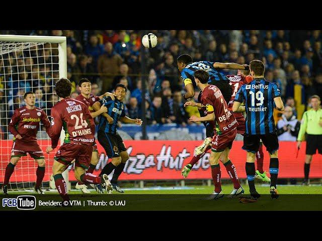 2012-2013 - Jupiler Pro League - PlayOff 1 - 04. Club Brugge - Zulte Waregem 3-4