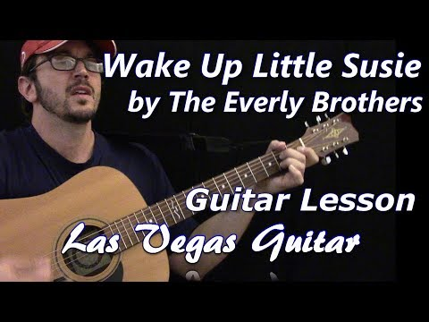 How To Play The Everly Brothers Songs On Guitar