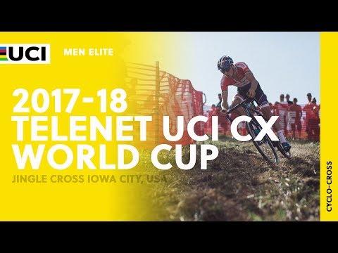 2017/18 Telenet UCI Cyclo-cross World Cup - Jingle Cross Iowa City (USA) / Men Elite