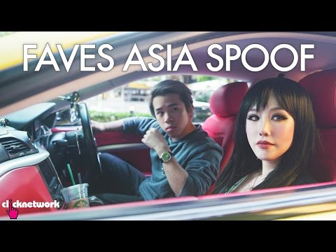 INFLUENCERS SPOOF FAVES ASIA VIDEO ft. Xiaxue, Jianhao & many more!