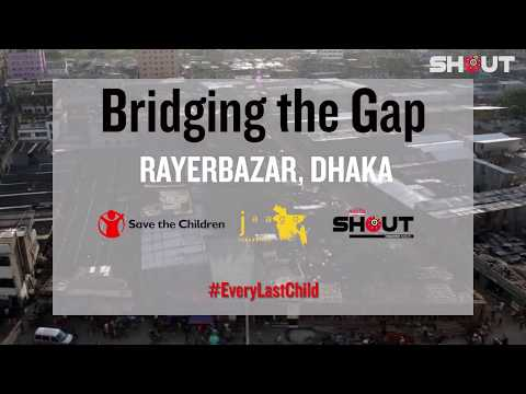Bridging the Gap-Rayerbazar urban slum. Video Copyright: SHO...
