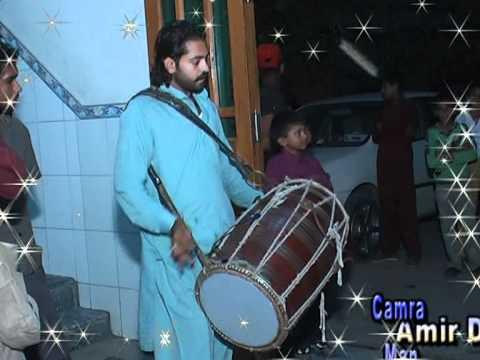 Amir Mohsin Daska wedding dhool