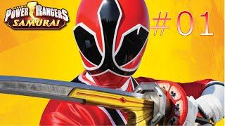 Let's Play Power Rangers Samurai (Wii) #1 - Die Rückkehr der Nighloks