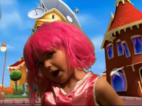 Ellis Milne is Stephanie from Lazytown!