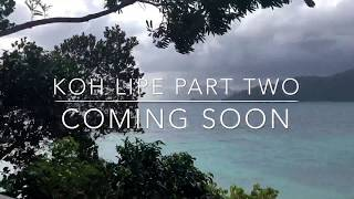 Travel Vlog Koh Lipe
