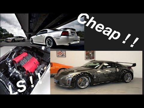 Top 5 Cheap Fun Cars Under 6000 So California Youtube