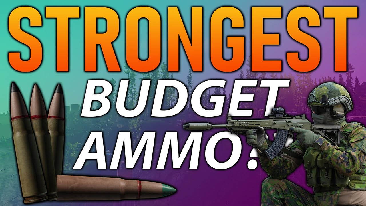 Tarkov S Strongest Budget Ammo 7 62x39 Armor Helmet Testing Escape From Tarkov 12 8 Youtube