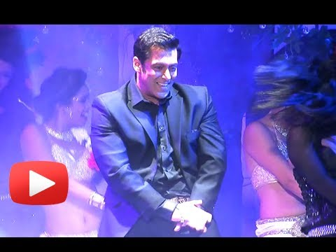 Salman Khan Performs On Dabangg 2 Song Pandeyjee Seeti On Bigg Boss 7 Launch